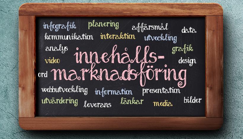 Innehållsmarknadsföring - Content Marketing