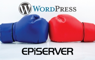 WordPress eller EPiServer?