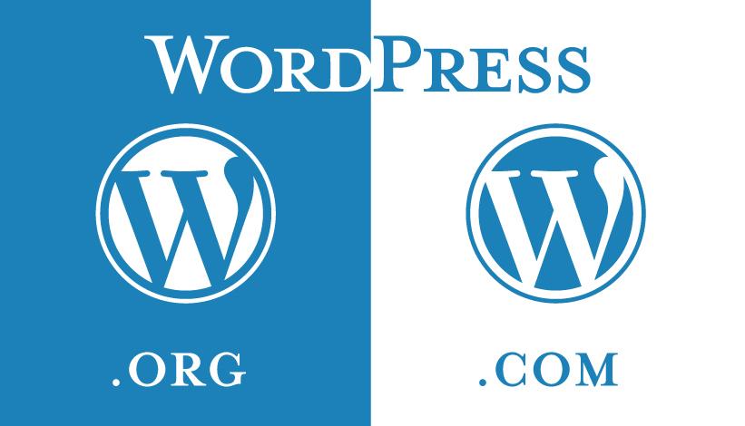 Med WordPress.org så hostar du din egen blogg eller hemsida. WordPress.com tar hand om din hosting. Båda har självklart sina för- och nackdelar.